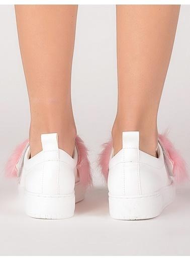 Mecrea Sneakers Beyaz